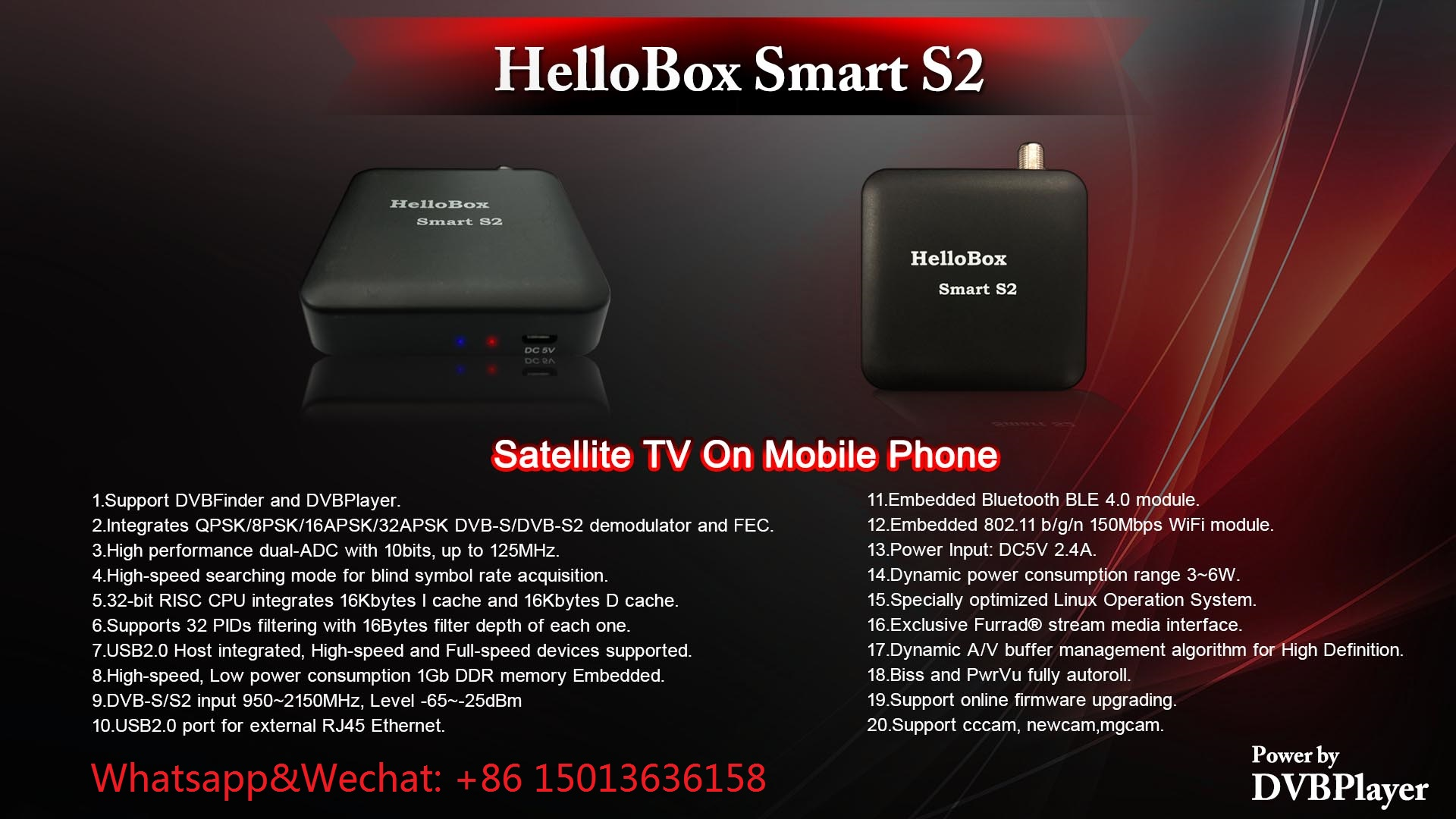 Hellobox V5 - FreeDVB